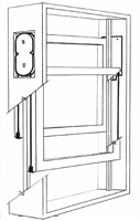 acme adjustable sash balance