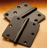 solid brass hinges